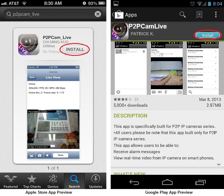 P2P Cam 264 app preview both markets1.jpg